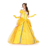 Deluxe Disney Princess Belle Costume