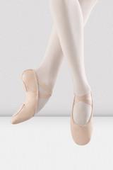 Bloch Ladies Proflex Split Sole Leather Ballet Slipper