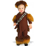 Chewbacca Baby Romper Licensed Star Wars