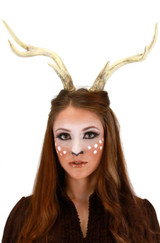 Deer Antlers Lightweight w/ Adjustable Band