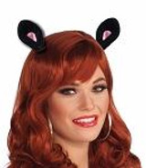 /clip-on-cat-ears-black-with-pink-fur/