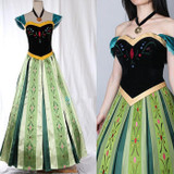 Rent: Deluxe Anna Coronation Gown