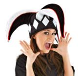 /court-jester-black-white-oversized-hat/