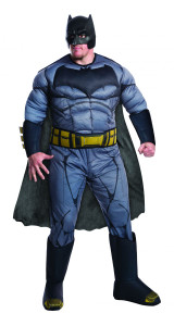 Batman v Superman Mens Plus Size Licensed DC Comics