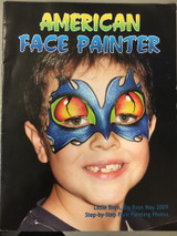 learn how to face paint designs for boys in this step by step book .