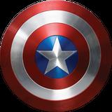 Captain America Shield 24 inch from Civil War Marvel