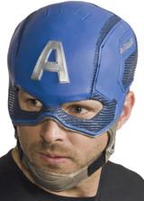 Captain America Civil War Overhead Latex Mask Adult Licensed Marvel