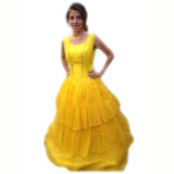 Rent: Belle of the Ball Yellow Princess Dress