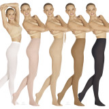 Eurotard Adult Non-Run Footed Euroskins Microfiber Tights Assorted Colors