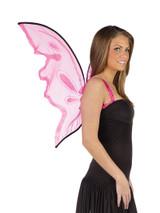 """Butterfly Glitter & Nylon 29"""" x 12"""" Wings"""