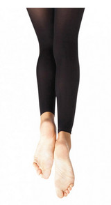 Capezio Child Footless Ultra Soft Tactel Tights 1917c