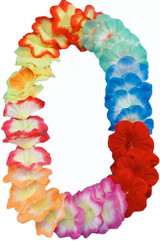 Hawaiian Luau Flower Lei Extra Large