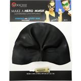 Hero Mask Customizable Latex Appliance, Spirit Gum & Stencils