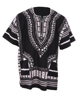Dashiki Shirt in Assorted Sizes SA - XXXLA