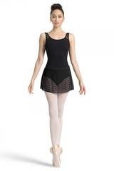 Bloch Wave Mesh Ballet Skirt