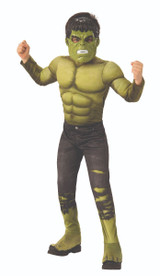 Avengers Infinity War Licensed Hulk Kids Muscle Chest Costume Guardians of the Galaxy