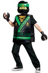 The Ninjago Movie Licensed Lloyd Kid's Costume