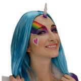 3D FX Makeup Kit Unicorn Peel & Stick Appliance & Accessories