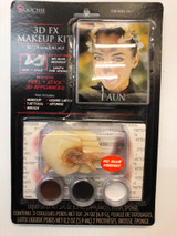 3D FX Makeup Kit Faun Peel & Stick Appliance & Accessories