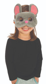 Mouse Plush Mask