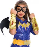 Batgirl Accessory Kit Eyemask & Gauntlets