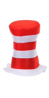 Dr. Seuss The Cat in the Hat Kis Felt Hat (291055)