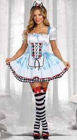 Beyond Wonderland Adult Alice Costume