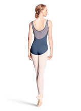 Bloch Lace Up Front Panel Leotard