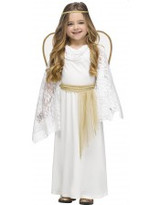 Angelic Miss Girls Angel Costume
