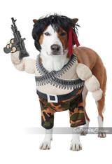 Action Hero Dog Costume