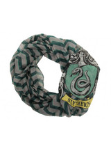 Slytherin Infinity Scarf Licensed Harry Potter