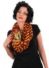 Gryffindor Infinity Scarf Licensed Harry Potter
