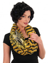 Hufflepuff Infinity Scarf Licensed Harry Potter
