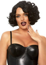 Leg Avenue Curly Bob Wig