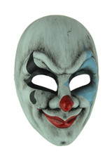 Deranged Clown Mask