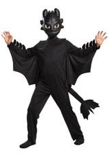 Disney Toothless Child Costume