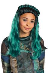 Uma Wig Child One Size Disney Descendants 3