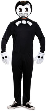 Bendy Classic Licensed Adult Costume