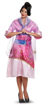 Mulan Deluxe Adult Licensed Disney Costume