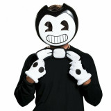 Bendy Kit Adult Licensed Bendy and The Ink Machine One Size