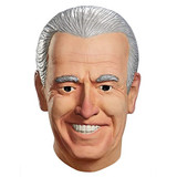 Joe Biden Deluxe Mask One Size