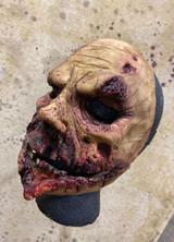Pumpkin Pulp Worm Bait Mask
