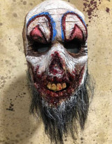 Pumpkin Pulp Ding-A-Ling Clown Mask