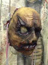 Pumpkin Pulp Sketch Mask