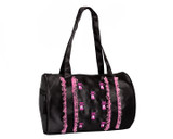 Ruffles2 Duffel Bag Black