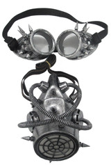 Gas Mask & Goggles