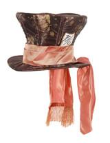 Disney Alice in Wonderland Tim Burton Mad Hatter Hat