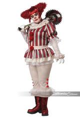 Sadistic Clown Plus Size