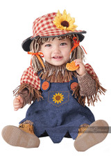 Lil' Cute Scarecrow Infant Costume