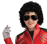 Silver Sequin Michael Jackson Glove